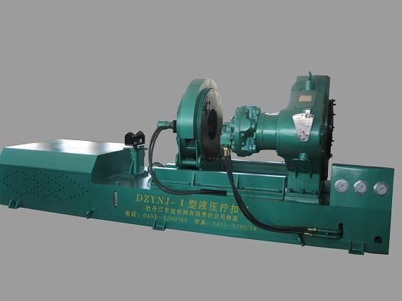 Hydraulic Screw Deduction Machine