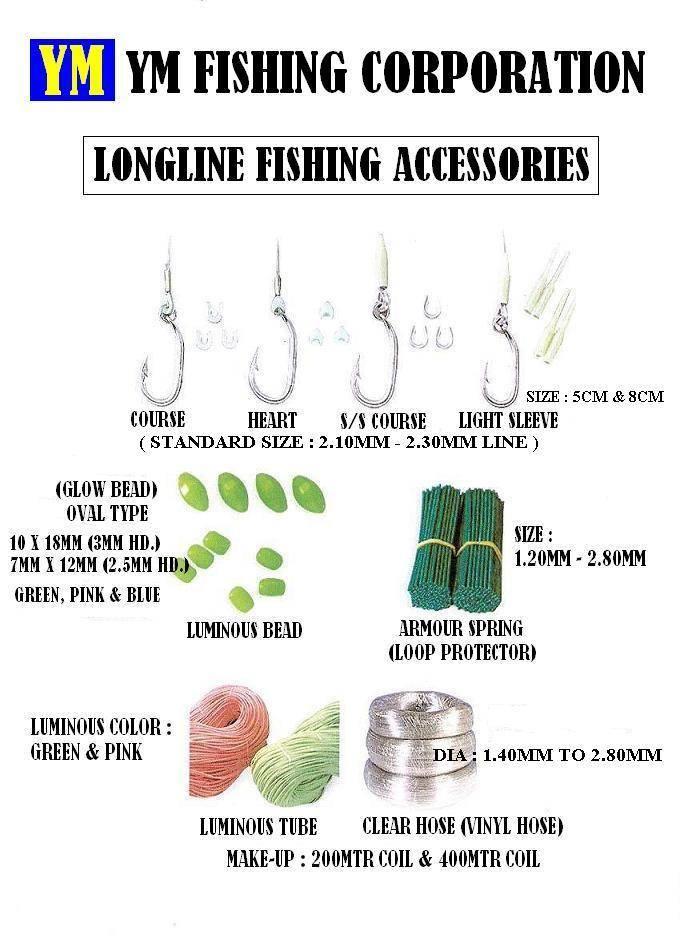 Longline Fishing Accessories