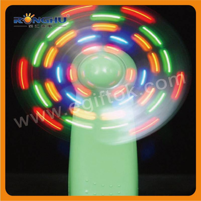 Led Promotional Flashing Fan