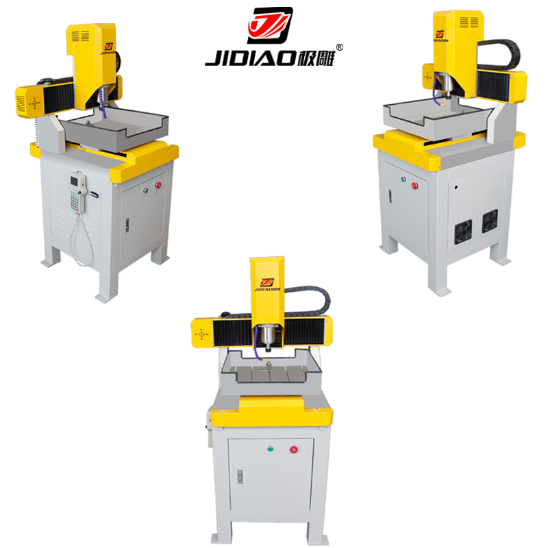 1.5KW Mini Desktop CNC Router For Woodworking 3 Axis/ 4 Axis/ 5 Axis