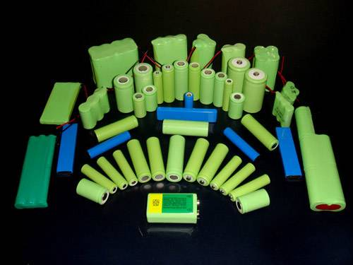 SC Single Ni-MH Rechargeable Battery