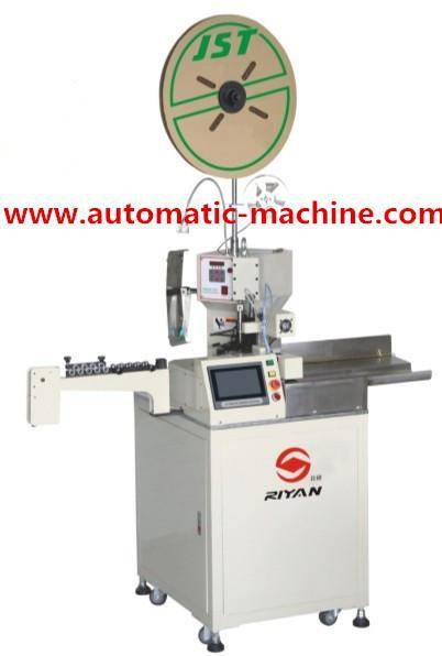 Automatic Wire Twisting wire crimping machine (one end) TATL-RY-04