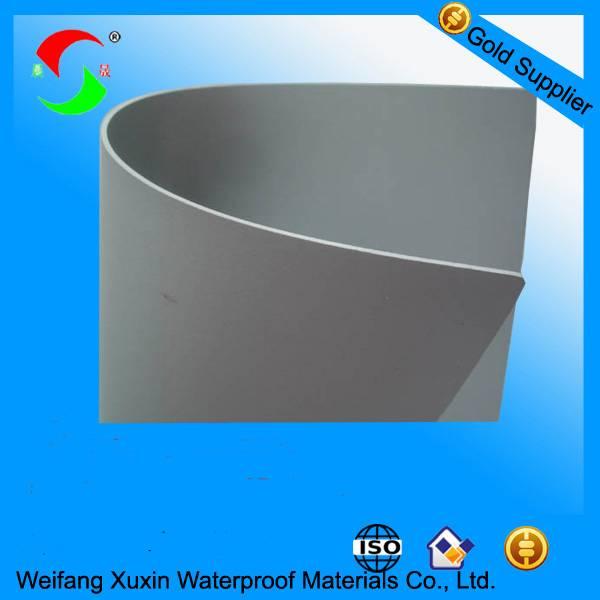 2mm pvc waterproof membrane