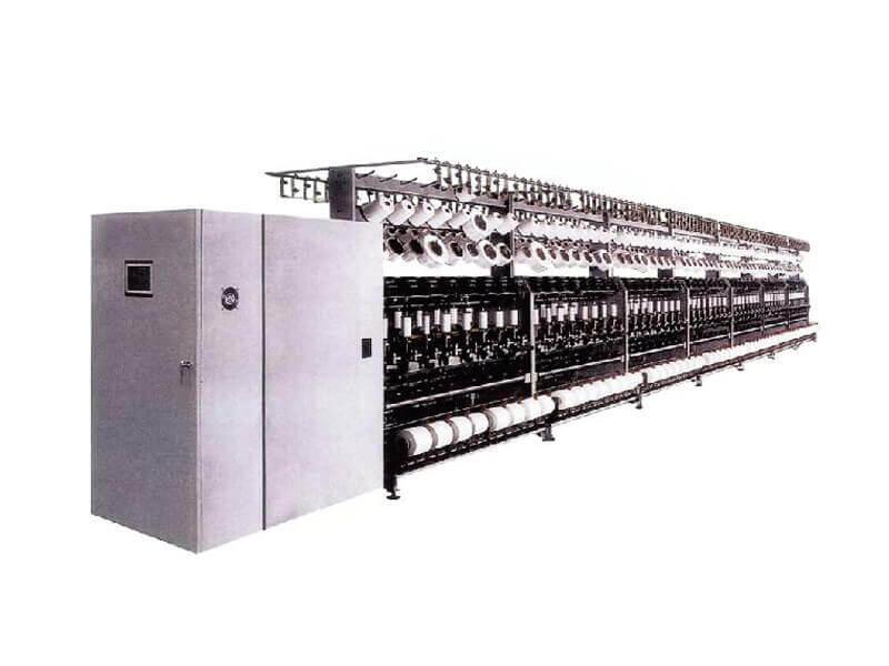 Fancy Yarn Twisting Machine YH-08A
