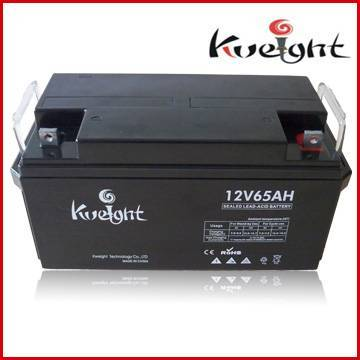 lead acid battery 12V 65Ah