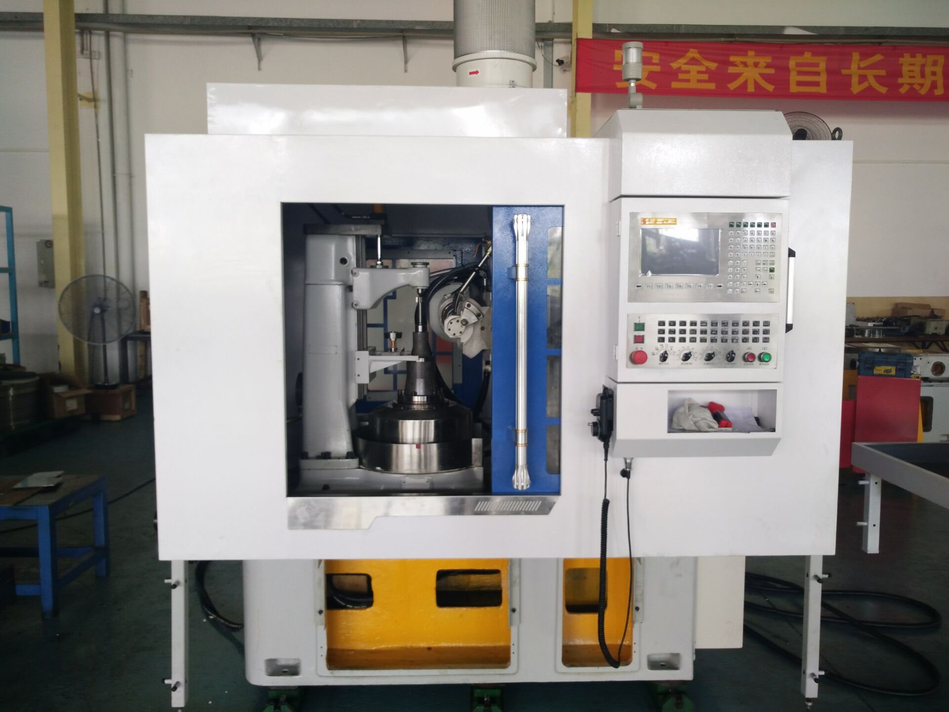 Digital 5-axis and NC Control Roller Gear Hobbing Machine, Straight Bevel Gear made in China
