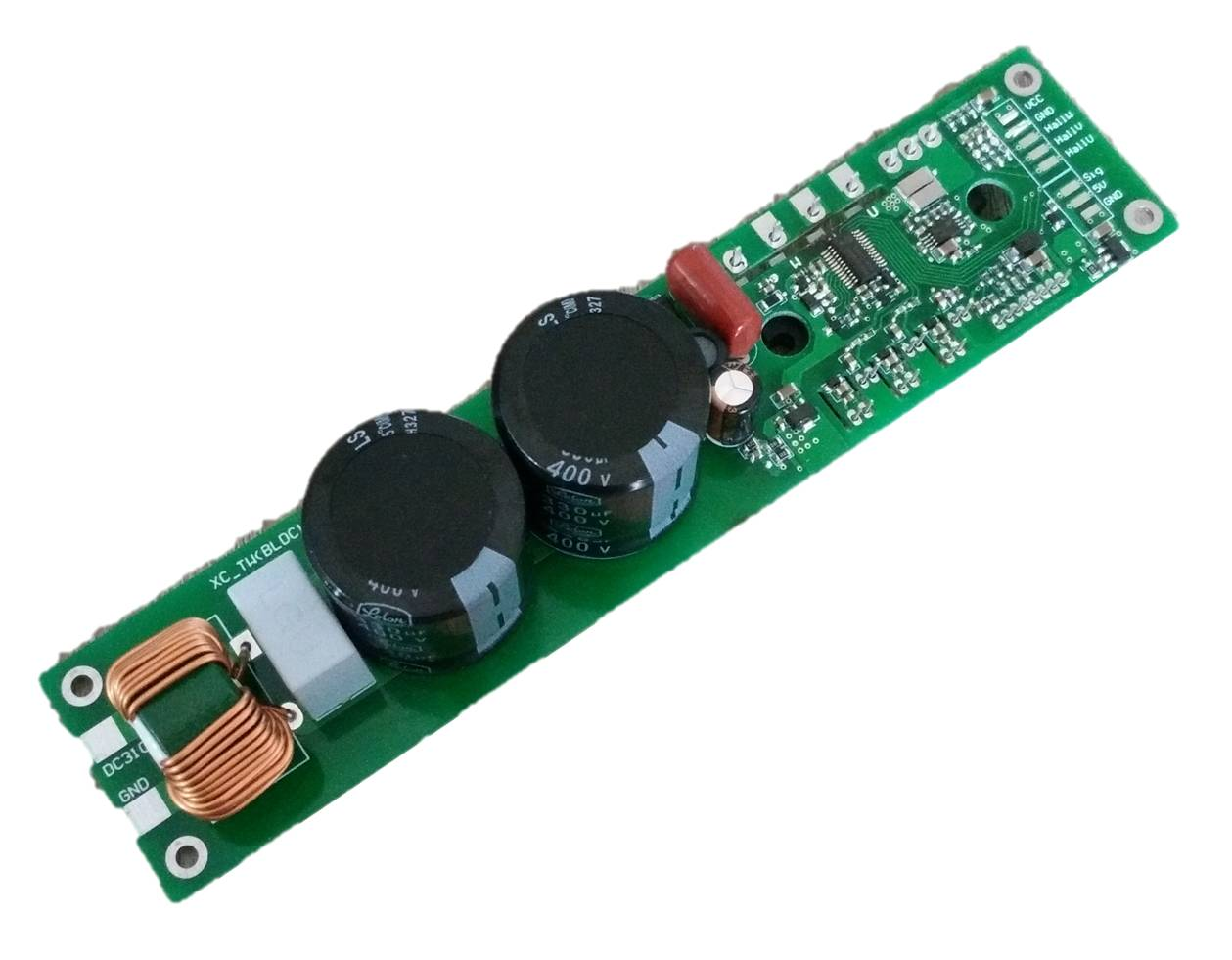 BLDC Motor Controller for Electric Saw