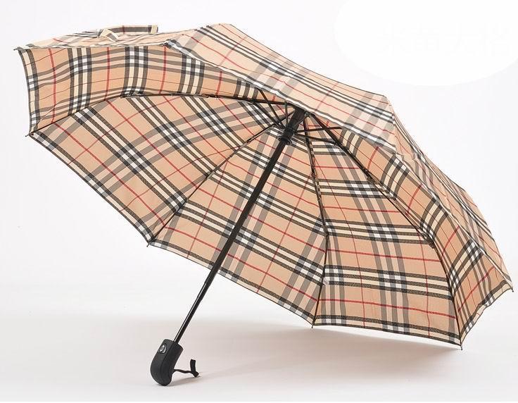 auto open fold umbrella