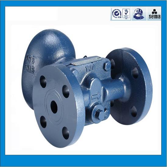 Ductile Iron Float Ball & Thermostatic Steam Trap