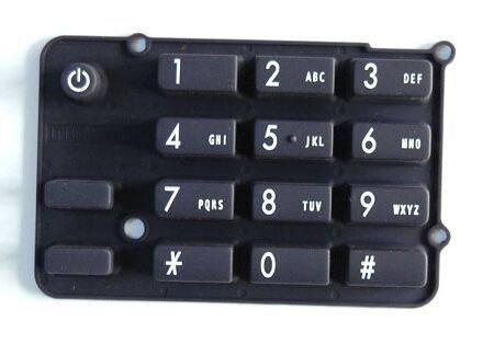 Silicone Rubber Keypad srk017