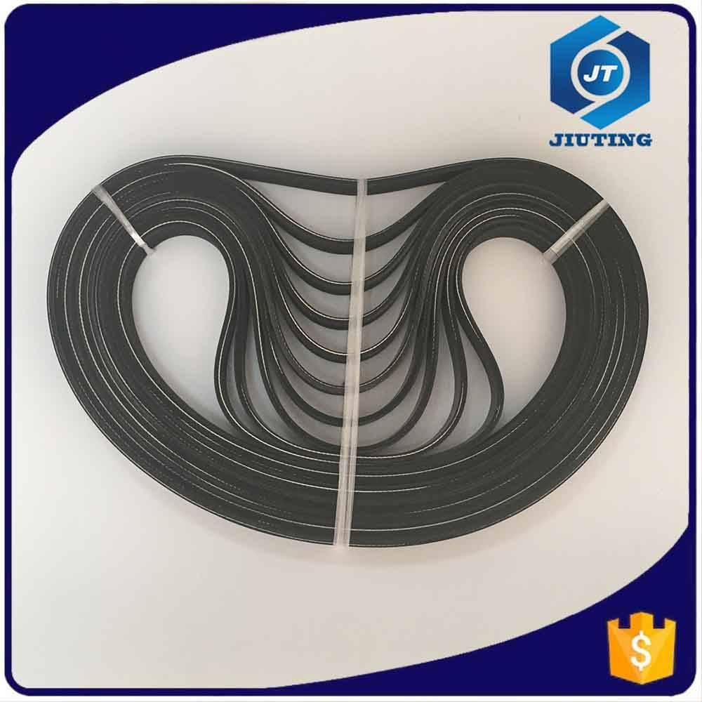 PK Belt Black Belt Rubber V Belt 8PK1555
