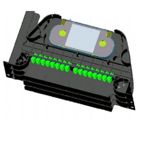 Fiber Optical Patch Panel