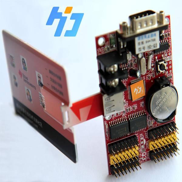 led display control card Q3, 64*640 ,usb port