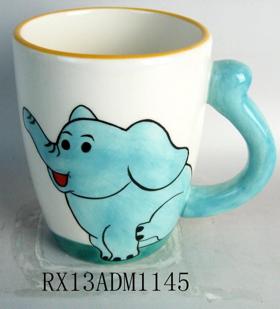 Hot sale cheap price! wholesale promotion ceramic mugs with custom logo
