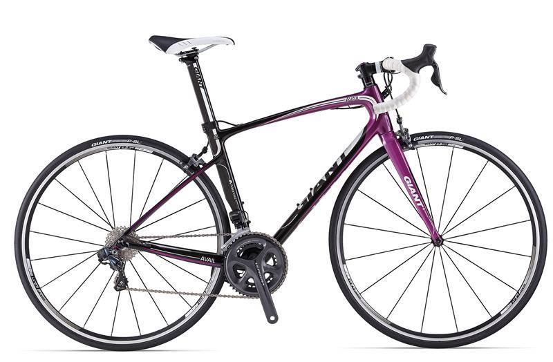 Giant Women On-Road Performance Endurance Avail Advanced 0 Bicycle Bike