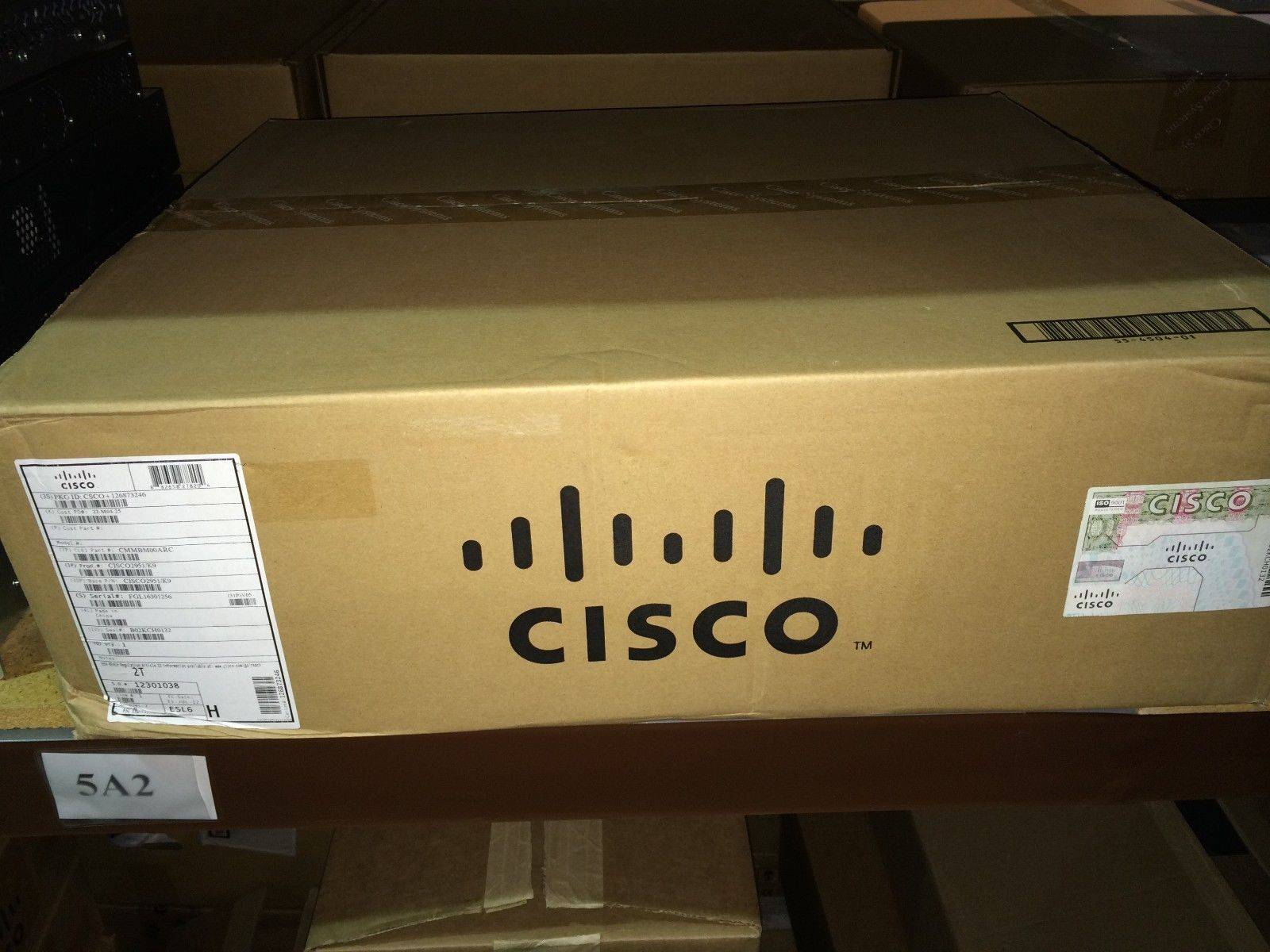 CISCO2951-SEC/K9 cisco router