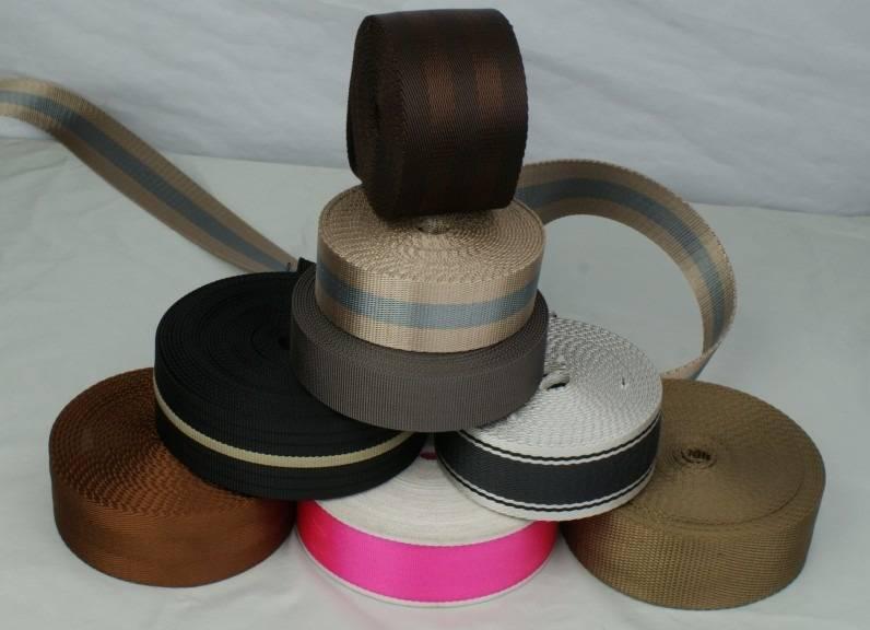 Wholesale Nylon Webbing for Bag Shoulder Straps