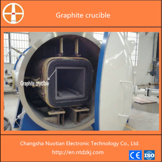 PI film heat treatment graphitization furnace