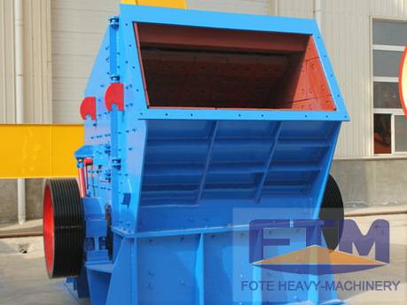 Impact crusher for quarry