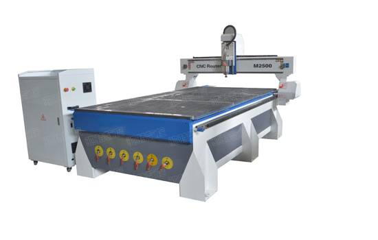 1325 woodworking cnc router with single head