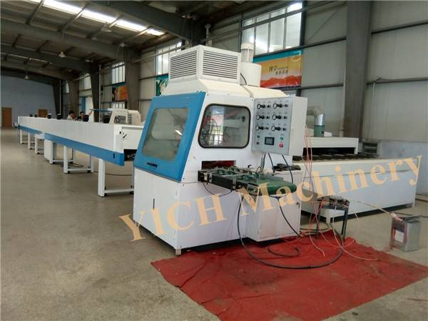 YICH-SP400 Profil Automatic Spraying Woodworking Paint Machine
