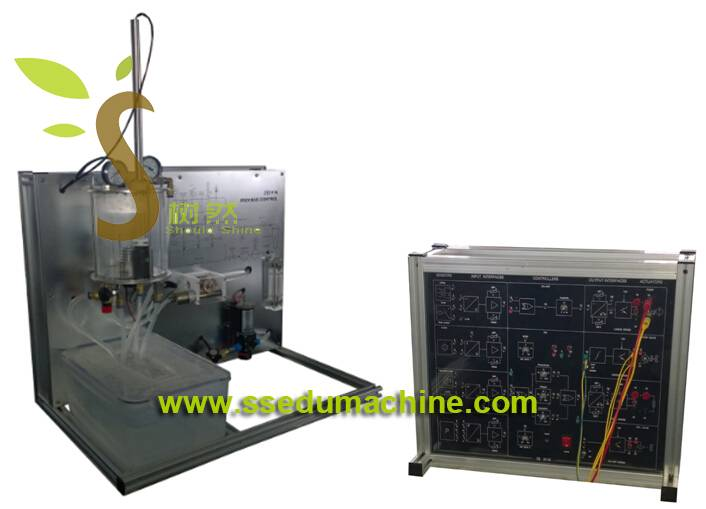 Process Control Trainer Educational Equipment Teaching Equipment
