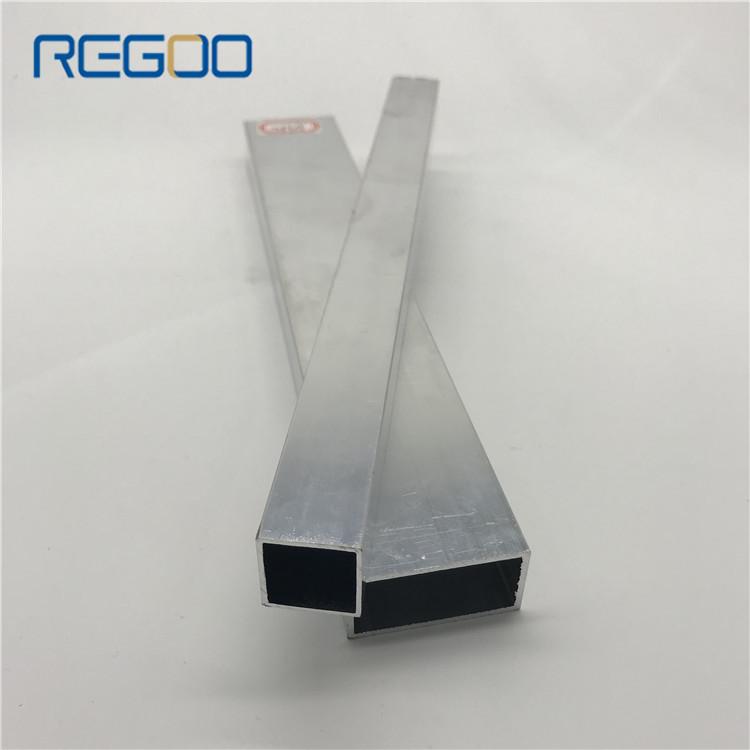Aluminum Square Tube Rectangular Tube Extruded Profiles