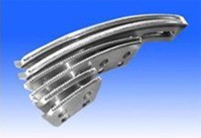 Emba upper slotting knives for corrugate flexo industry
