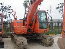 Used Daewoo DH150-7 Excavator