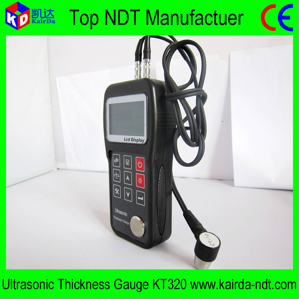 High Precious Manufactuer Ultrasonic Thickness Gauge