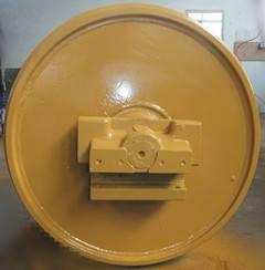John Deere 650H idler for bulldozer undercarriage
