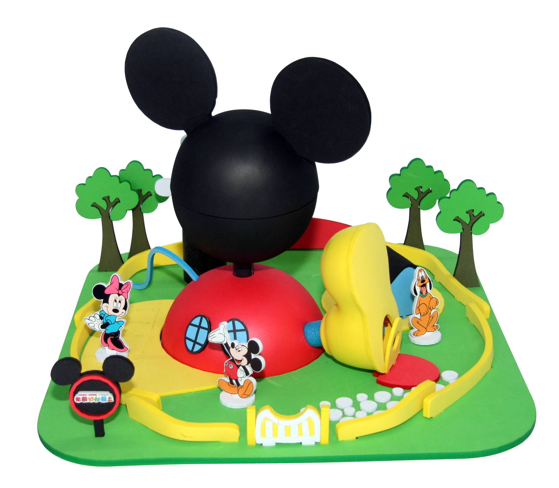Mickey Mouse Clubhouse Educational Toys_2532641 on The Town Mouse And Country