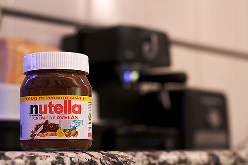 Nutella Ferrero Chocolate Spread 230g All Languages