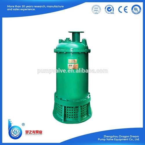 BQS(BQW) Flameproof submersible sludge pump