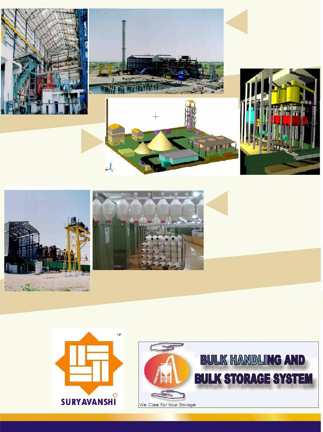 Turnkey supply of Various Plants, Machineries & Equipments for All Industrial Sectors