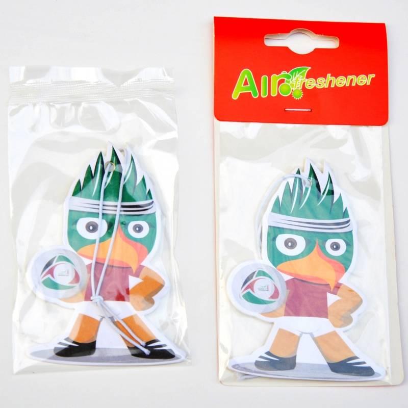 Good Smell Car paper air freshener,Custom Design Car Paper Air Freshener