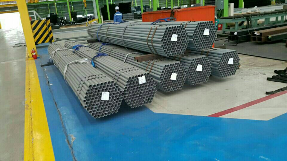 Steel products sales