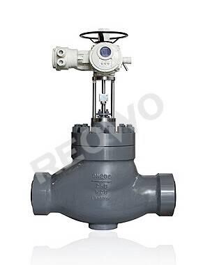 The 60W00 Series HP heater emergency drain control valve