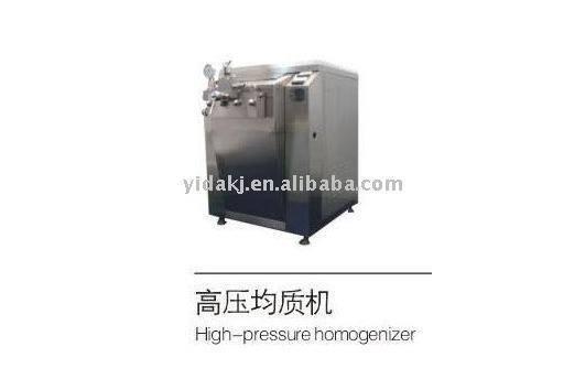 Stainless Steel High-Pressure Homogenizer