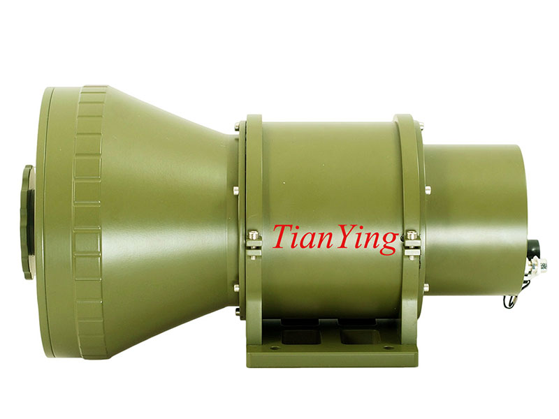 200mm Lens 300mK MRTD 5000m Surveillance Infrared Therma Imaging Camera