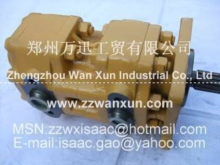 07432-71203 Komatsu Transmission Pump Dozer D85 - Zheng Zhou Wan Xun