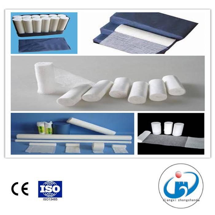 Gauze Bandage Disposable Medical Dressing