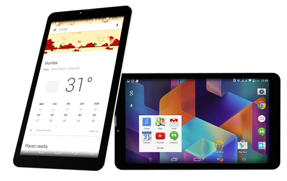 DOMO SLATE S5 3G CALLING TABLET PC WITH 8GB INTERNAL AND DUAL CAMERA KITKAT 4.4.2