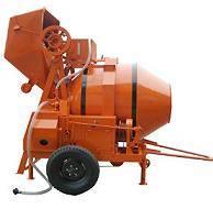 JZR350 Yanmar Diesel Mixer