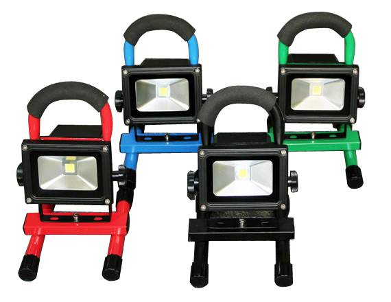 JO-LCF5W  Portable and rechargeable LED flood light