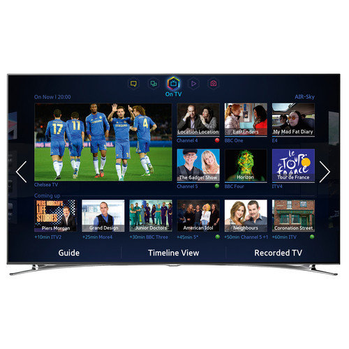 Samsung UE55F8000 UN55F8000 55inch Ultra Slim HDTV Smart LED 3D TV 1920*1080 1080P