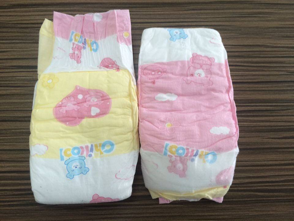 Good quality baby diaper for Africa market