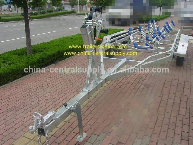 10.5m/11m/12m long Boat trailer