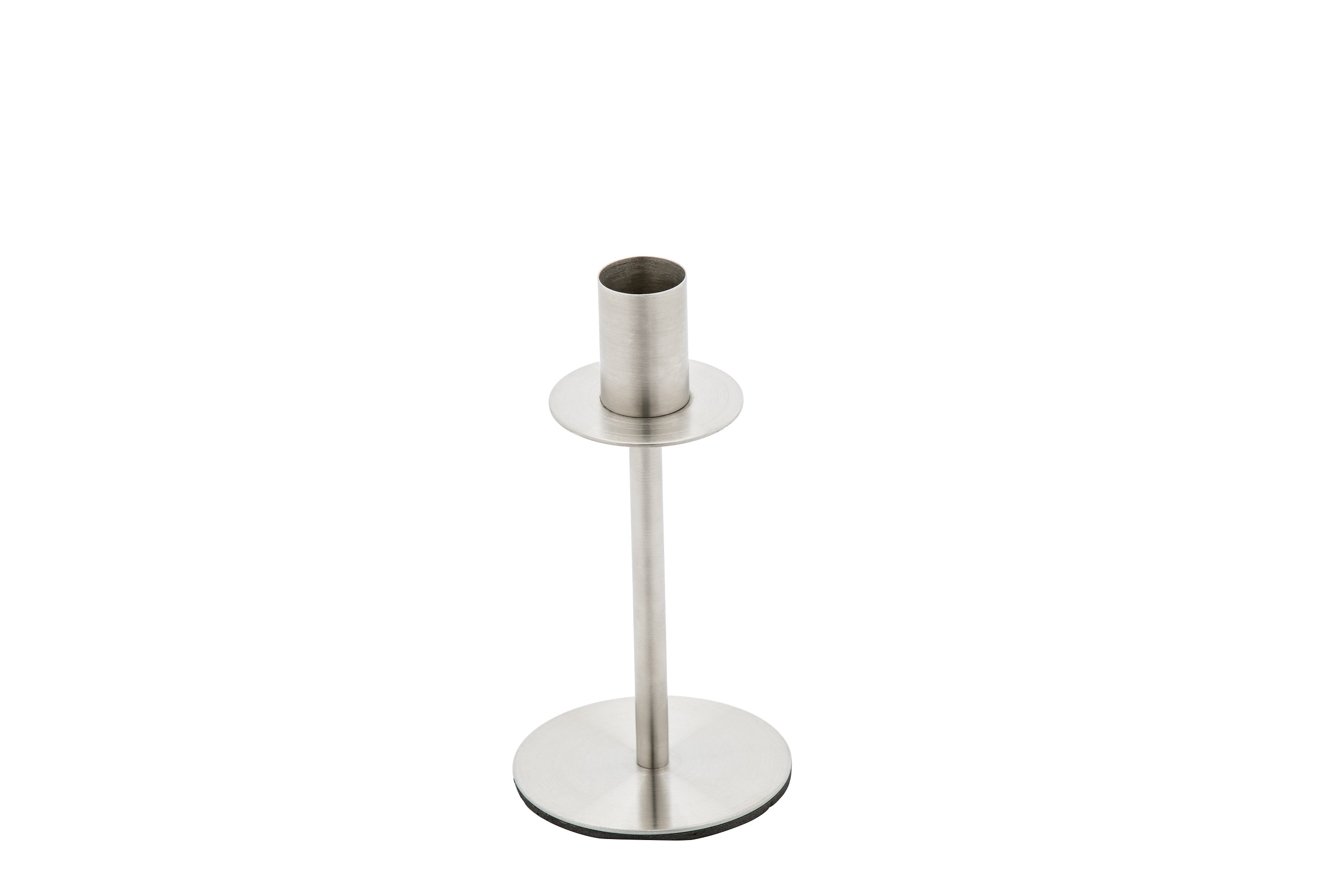 Supply Stainless Steel Metal Candle Holder R013