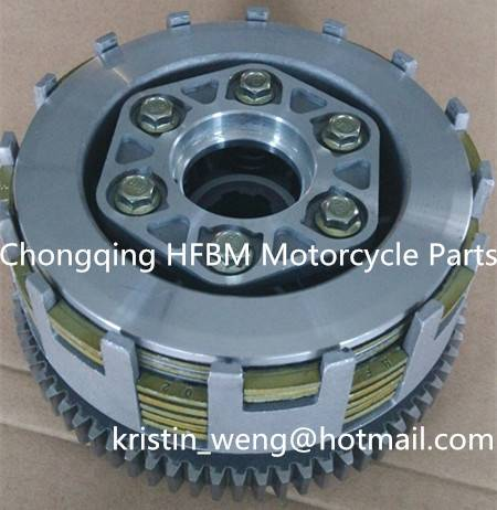 two/three wheeler motorcycle parts HONDA 250cc Clutch plate assembly